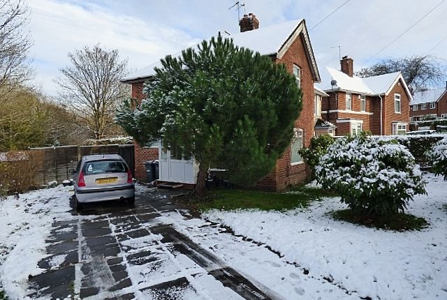 3 bed end terrace house to rent in Castle Road, Weoley Castle