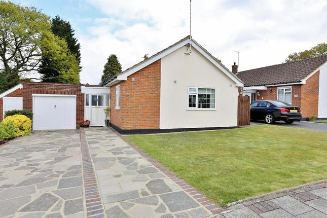 Thumbnail Detached bungalow for sale in Nutfield Way, Orpington