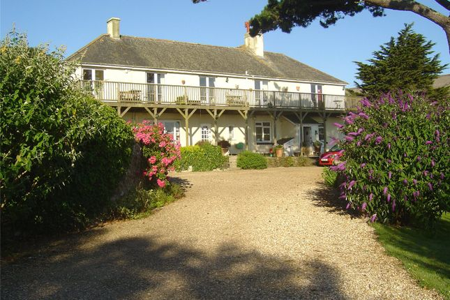 Thumbnail Detached house for sale in East Portlemouth, Salcombe, Devon