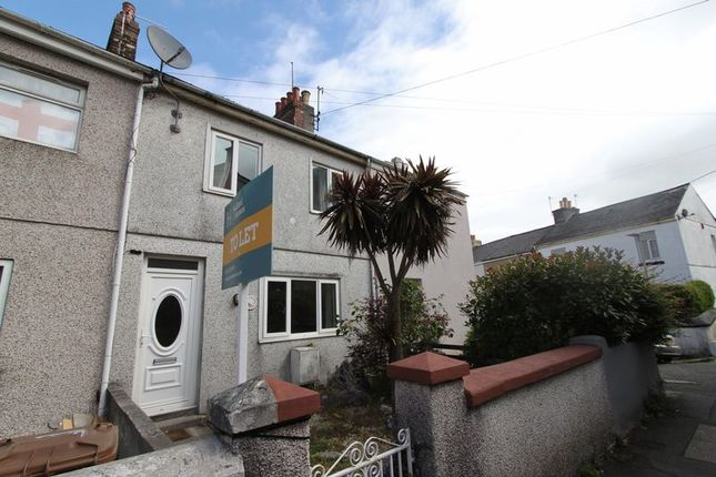 Thumbnail Cottage to rent in Jubilee Terrace, Prince Rock, Plymouth