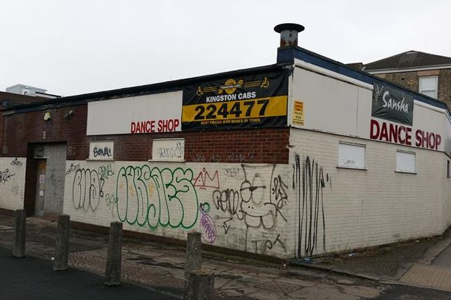 Thumbnail Light industrial for sale in 65-66 Park Street, Hull, East Riding Of Yorkshire