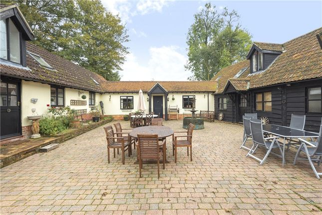 Thumbnail Detached house for sale in Bloxworth, Wareham, Dorset