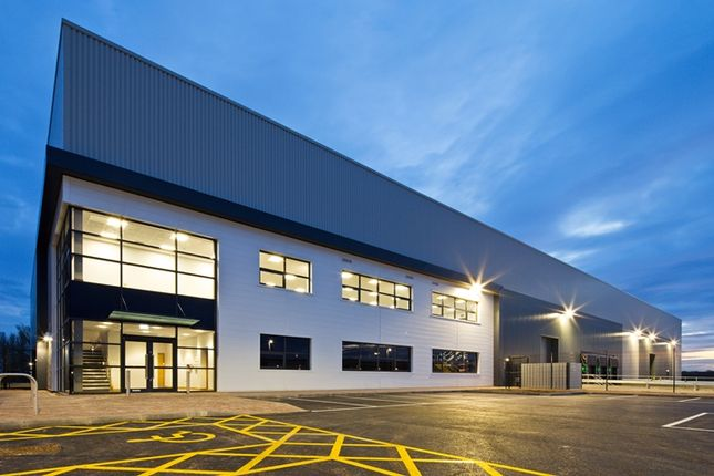 Thumbnail Industrial to let in Phase 3 St Modwen Park Lincoln, Witham St Hughs, Lincoln