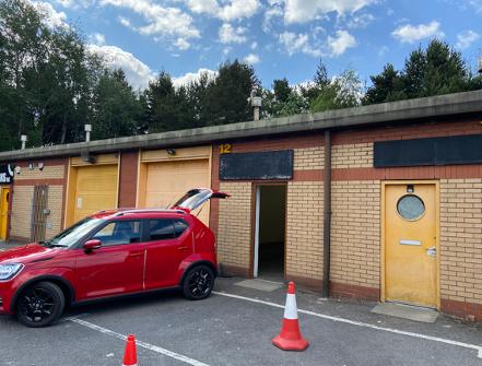Light industrial to let in Unit 12 Clarion Court, Clarion Close, Enterprise Park, Swansea