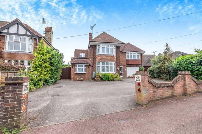 Thumbnail Detached house for sale in Woodstock Road, Sittingbourne