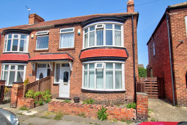 End terrace house for sale in Westbourne Road, Middlesbrough