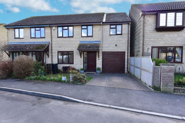 Thumbnail Semi-detached house for sale in Morston, Thornford