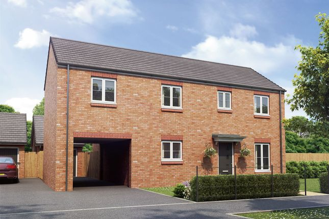 "Thumbnail Link-detached house for sale in ""The Coleridge"" at Hartburn, Morpeth"