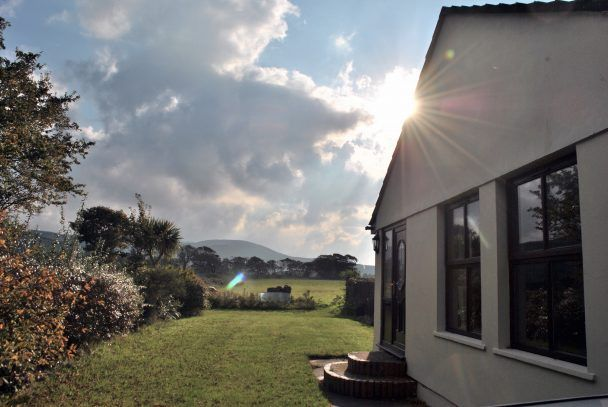 Thumbnail Bungalow for sale in Squeen Farm Bungalow, Ballacrye Road, Ballaugh