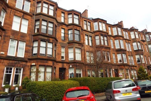 Thumbnail Flat to rent in Novar Drive, Dowanhill, Glasgow