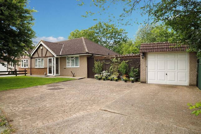 Thumbnail Bungalow for sale in Rutland Drive, Morden