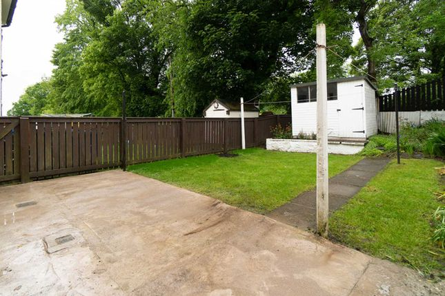 Thumbnail 2 bed terraced house for sale in Quarry Drive, Kilmacolm