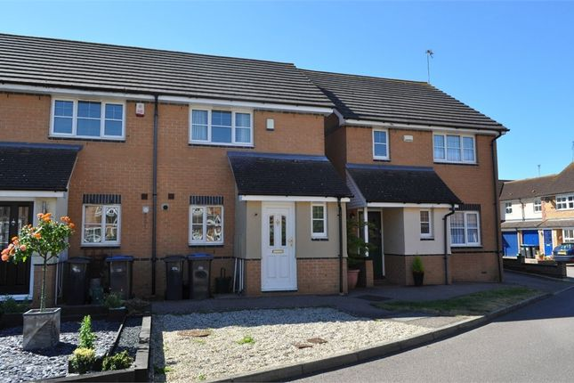 Thumbnail Terraced house to rent in Burley Hill, Church Langley, Harlow, Essex