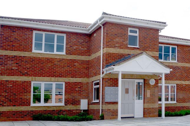 Flat for sale in Flat 4 Greyfriars Lodge, 2 Byland Close, Morden