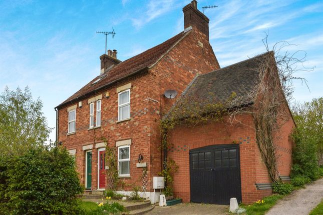 3 bed semi-detached house for sale in Church Lane, Loughton, Milton Keynes