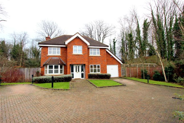 Thumbnail Detached house for sale in Denewood Mews, Watford