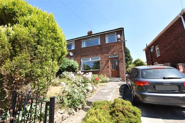 Thumbnail Town house to rent in Vesper Road, Kirkstall, Leeds