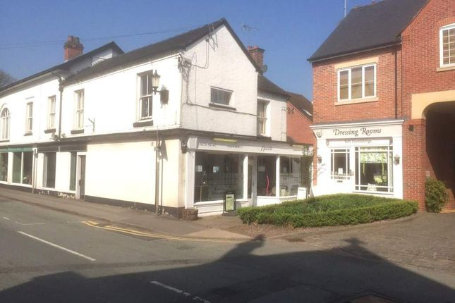 Retail premises for sale in Audlem CW3, UK
