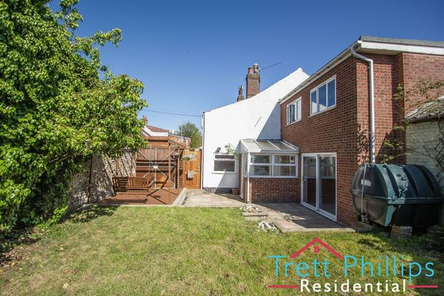 Thumbnail Semi-detached house for sale in Baker Street, Stalham, Norwich