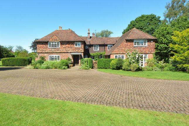 Thumbnail Detached house for sale in Moorstock Lane, Sellindge, Ashford