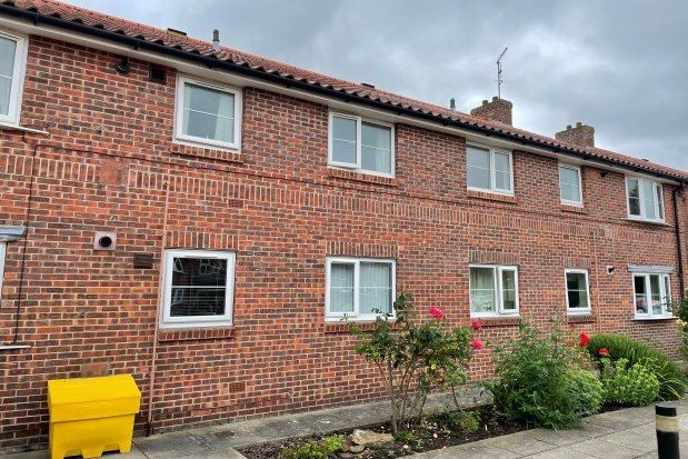 Thumbnail Flat to rent in Sturdy Court, York