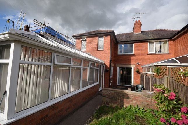 Thumbnail Property to rent in Hawthorn Avenue, Acrefair, Wrexham