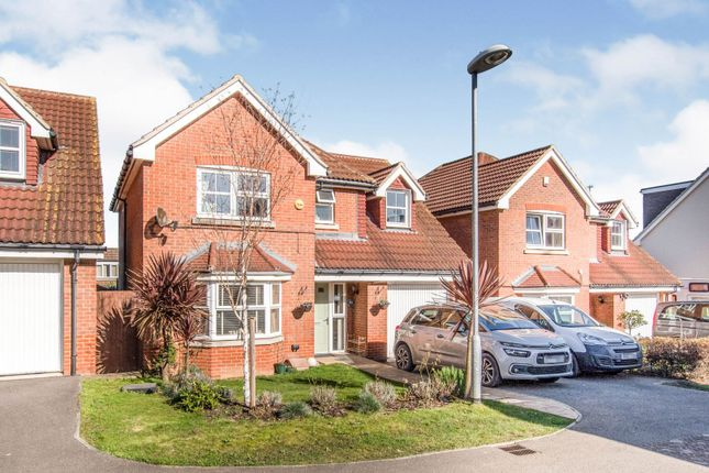 4 bed detached house for sale in Lady Winter Drive, Minster On Sea, Sheerness ME12