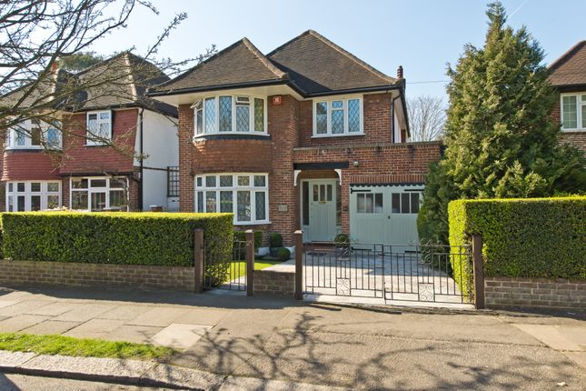 Thumbnail Detached house for sale in Barham Road, London