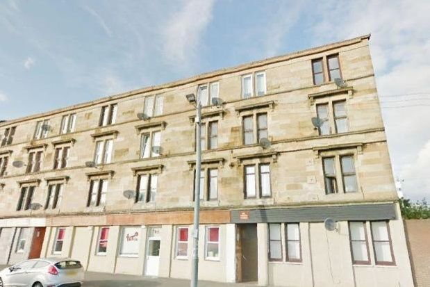 Thumbnail Property to rent in Duke Street, Dennistoun