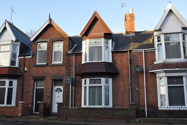 Thumbnail Terraced house for sale in Eden Vale, Sunderland