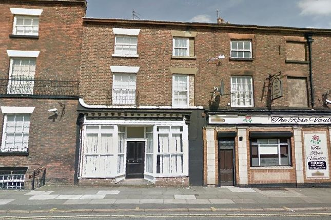 Thumbnail Terraced house to rent in Wavertree Road, Liverpool