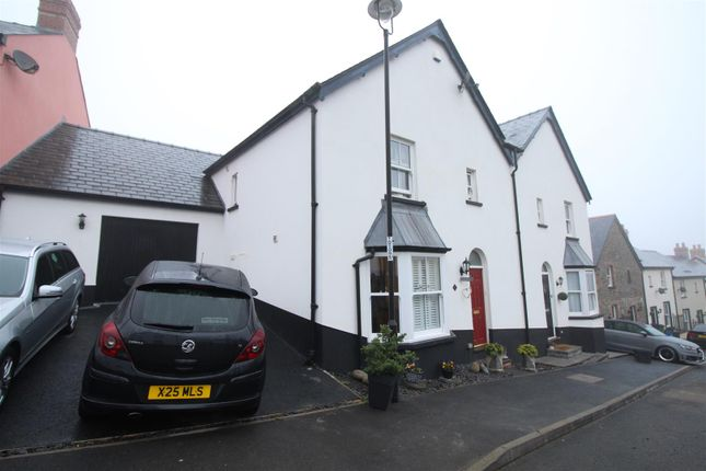 Thumbnail Semi-detached house for sale in Sycamore Road, Blaenavon, Pontypool