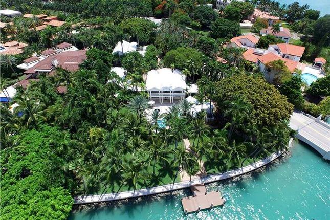 Thumbnail Property for sale in 1 Star Island Dr, Miami Beach, Fl, 33139