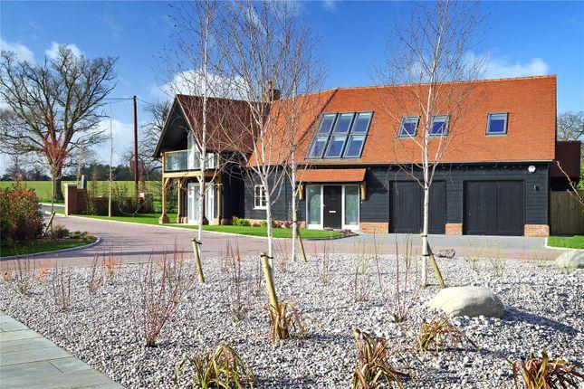 Thumbnail Detached house for sale in Tithebarns Lane, West Clandon, Woking, Surrey