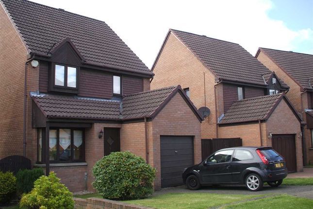 Thumbnail Detached house to rent in Micklehouse Place, Baillieston, Glasgow