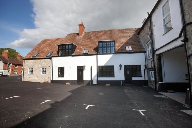 3 bed cottage to rent in Heritage Mews, Castle Street, Mere BA12