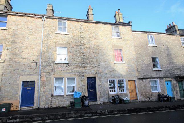 Thumbnail Terraced house to rent in High Street, Twerton, Bath