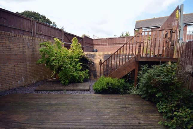 Rear Garden of Everwood Court, Ely, Cardiff CF5