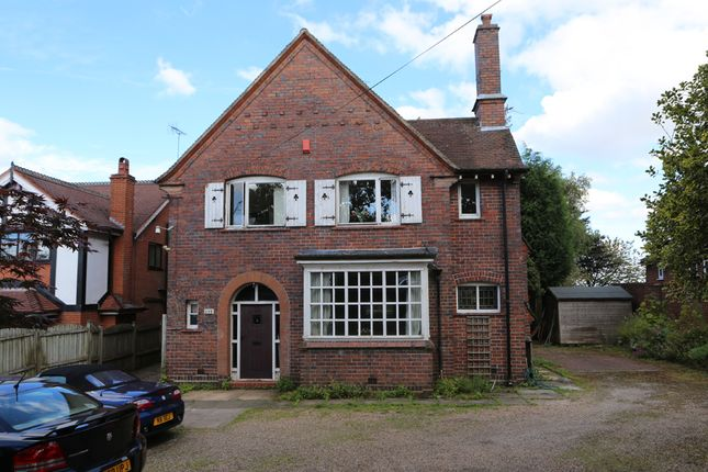 Thumbnail Detached house for sale in Sandon Road, Meir Heath