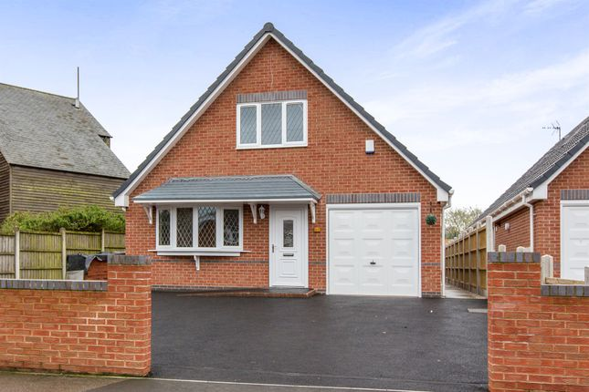 Thumbnail Bungalow for sale in The Hamlet, South Normanton, Alfreton
