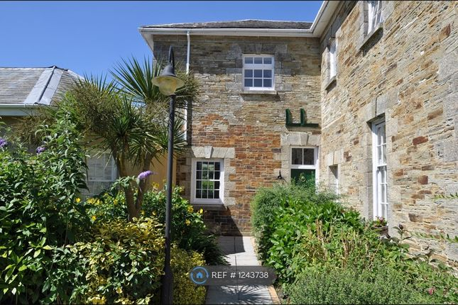 2 bed terraced house to rent in Retreat Court, St. Columb TR9