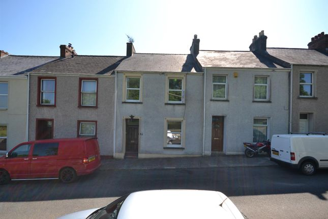 Thumbnail Terraced house for sale in Park Street, Pembroke Dock