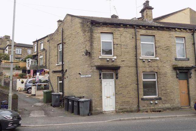 Thumbnail Terraced house for sale in Bradford Road, Oakenshaw, Bradford
