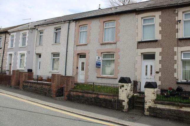 2 bed terraced house for sale in Trealaw Road, Tonypandy CF40