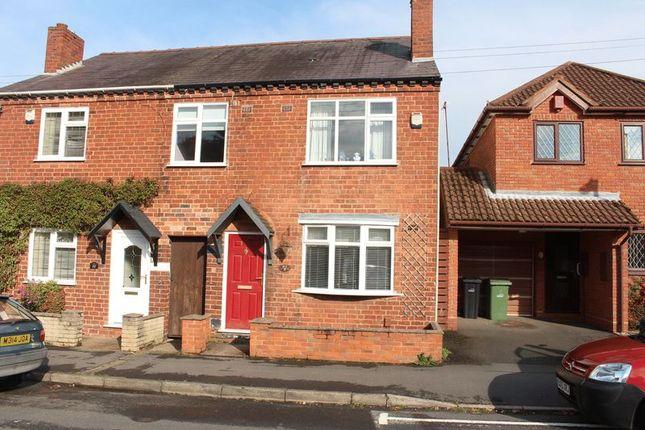 Thumbnail Semi-detached house for sale in Cross Street, Kingswinford