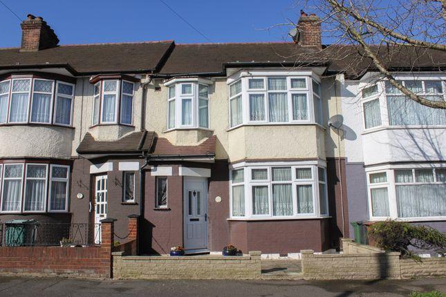 Thumbnail Terraced house for sale in Alma Avenue, Highams Park