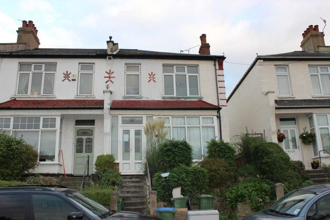 Thumbnail End terrace house to rent in Basildon Road, Abbey Wood