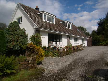 Thumbnail Detached house for sale in Corriedoo, Dalry, Castle Douglas, Kirkcudbrightshire
