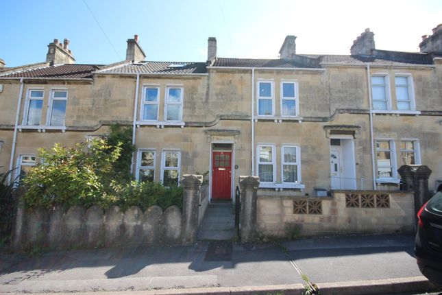 Thumbnail Terraced house to rent in West Avenue, Bath