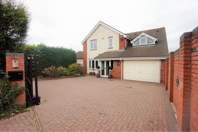 Thumbnail Detached house for sale in Robert Street, Lower Gornal